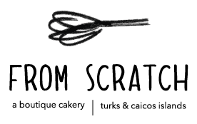 From Scratch Bakery on Turks & Caicos