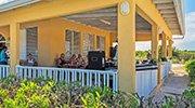Miss B's Island Restaurant on Caicos