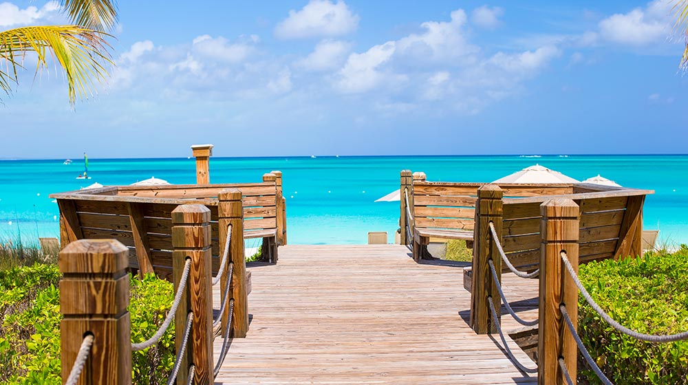 Providenciales in Turks and Caicos