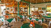 Silver Palm Restaurant on Caicos
