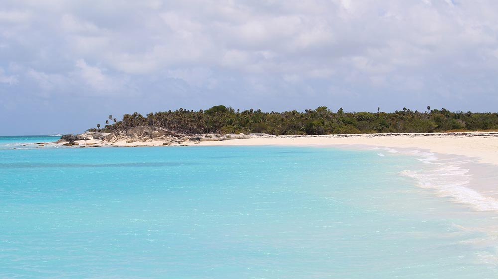 Turks and Caicos Sand Beaches