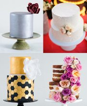 Wedding Cakes in Turks and Caicos